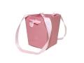 Коробка Половинка - 03 розовая пудра