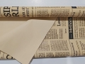 Пленка матовая двухсторонняя Газета 9 у - 33