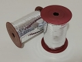 Лента 0,5 см Металл - Серебро