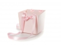 Коробка Половинка - 01 светло розовая