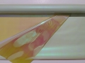Пленка матовая шелк-лазер, 50 y - 06 Светлая олива