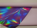Пленка матовая шелк-лазер, 50 y - 11 Бледная лаванда