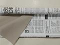 Пленка матовая двухсторонняя Газета 9 у - 21