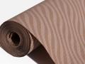 Бумага рифленая коричневая - 27