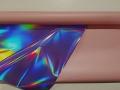Пленка матовая шелк-лазер, 50 y - 09 Персик 2