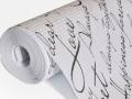 Бумага рифленая белая - 14