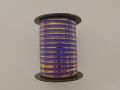 Лента 1,0 см Люрекс - 08 Фиолет