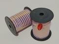 Лента 1,0 см Люрекс - 06 Светлая сирень
