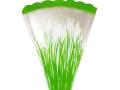 Пакеты Рюмка с рисунком (100 шт) - 03 зеленый