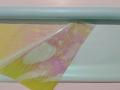 Пленка матовая шелк-лазер, 50 y - 10 Бирюза