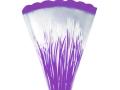 Пакеты Рюмка с рисунком (100 шт) - 02 фиолетовый