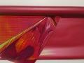 Пленка матовая шелк-лазер, 50 y - 02 Бордо